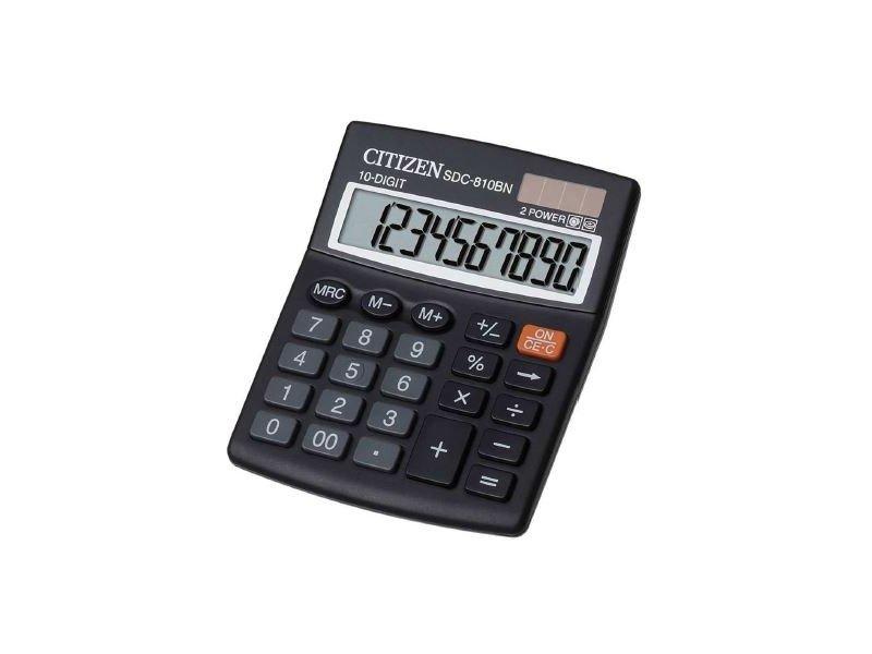 CITIZEN Calculator SDC 810BN