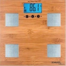 Весы Scarlett Bathroom scale SC BS33ED79