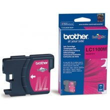 Tooner BROTHER tint LC1100M magenta | 325pgs...