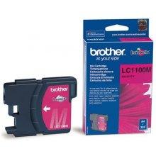 Тонер BROTHER чернила LC1100M magenta |...