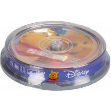 Toorikud DISNEY DVD-R 4,7GB 8x The Pooh 10tk...
