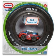 LITTLE TIKES Tire Racers Truck Race