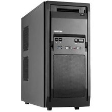 Korpus CHIEFTEC MEDIUM TOWER BLACK LF-02B-OP