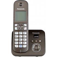 Telefon PANASONIC KX-TG6821GA mocca pruun