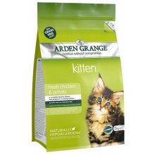 Arden Grange kitten kana ja kartuliga - 2kg