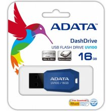 Флешка ADATA Flashdrive DashDrive UV100 16GB...