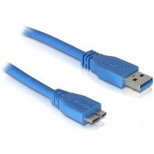 Delock USB3.0 Kabel A -> Micro-B St/St 2.00m...