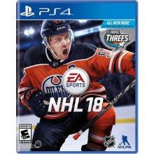 Игра Sony GAME NHL 18//PS4