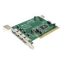 StarTech.com 4 Port USB 2.0 PCI Card, PCI...