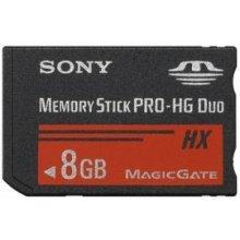Флешка Sony память Stick Pro HG Duo HX 8GB