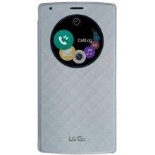 LG QuickCircle etui CFV-100 Blue do G4