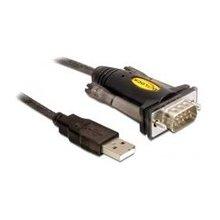Delock USB kaabel A -> D-Sub9 St/St 1.50m