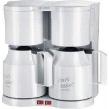 Кофеварка SEVERIN KA5827 Duo-Kaffeeautomat...