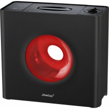 Steba LB 6 CUBE, Black, Red, LED