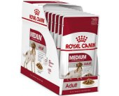 Royal Canin Medium Adult WET (karp 10 tk x...