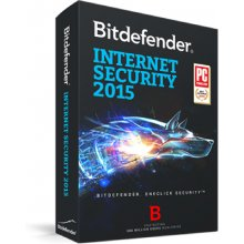 BitDefender Internet Security 2016 1Y 1U