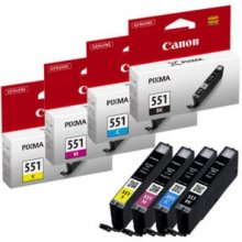 Тонер Canon чернила CARTRIDGE MULTIPACK...