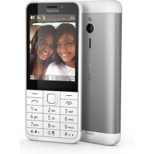 Мобильный телефон NOKIA 230 серебристый...