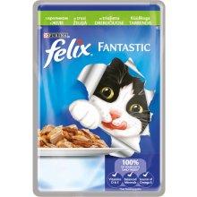 Felix Fantastic küülikuga, grillitud liha...