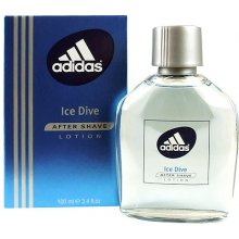 Adidas Ice Dive 100ml - Aftershave Water для...