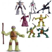 Playmates Toys Warrior Ninja Turtles Mini...