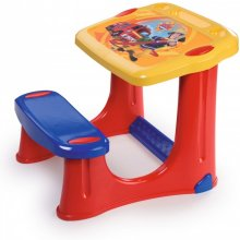 SMOBY Fireman Sam Table koos tool