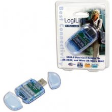 LogiLink Cardreader USB 2.0 Stick внешний...