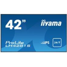 "Монитор IIYAMA 106,5cm(42"") LH4281S-B1 16:9..."