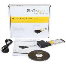 StarTech.com ECUSB3S22, ExpressCard, USB...