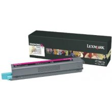 Lexmark X925H2MG Cartridge, Magenta, 7500...