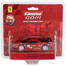 CARRERA GO!!! Ferrari 458 Italia GT Risi...