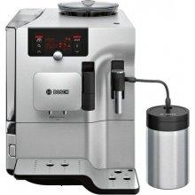 Кофеварка BOSCH TES80751DE edelstahl
