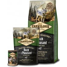 CARNI LOVE Duck & Pheasant for Adult 1.5kg