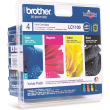 Tooner BROTHER LC-1100 Multipack Ink...