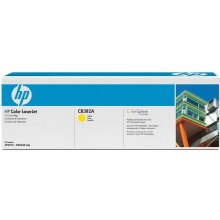 Tooner HP CB382A Color LaserJet printer...