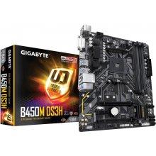 Emaplaat GIGABYTE GA-B450M DS3H mATX