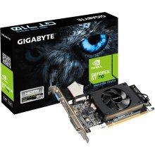 Видеокарта GIGABYTE 1GB GT710 PCI-E