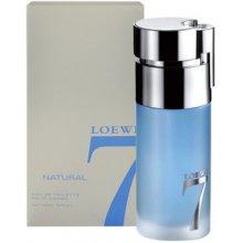 Loewe 7 Natural 100ml - Eau de Toilette для...