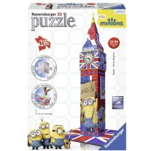 RAVENSBURGER RAVEN. 216 EL. 3D Minion ki Big...