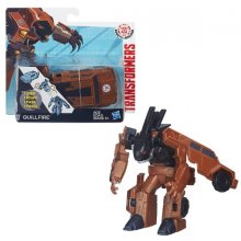 HASBRO TRA Ride One Step Chang Quillfire