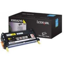 Тонер Lexmark X560 4K gele printcartridge
