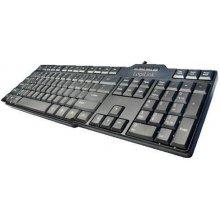 Клавиатура LogiLink USB Slim чёрный