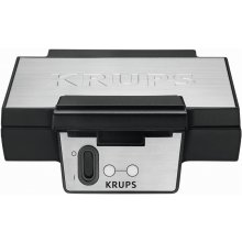 KRUPS FDK251 Waffelautomat edelstahl-чёрный