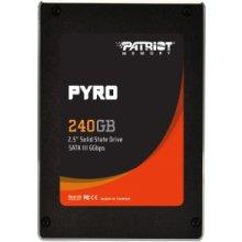 Kõvaketas PATRIOT Pyro SSD 240GB SATA III...