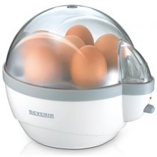 SEVERIN EK 3051 munakeetja valge/hall