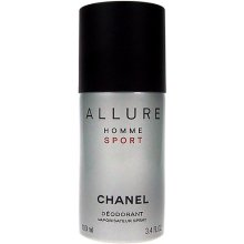 Chanel Allure Homme, Deodorant 100ml...