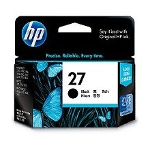 Tooner HP INK CARTRIDGE BLACK NO.27/10ML...