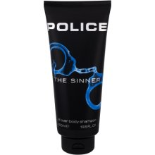 Police The Sinner 400ml - гель для душа для...