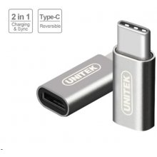 Unitek adapter USB type-C - Micro USB...