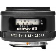 PENTAX smc FA 50mm f/1.4 objektiiv